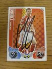 2010/2011 Autograph: Stoke City - Tonge, Michael [Hand Signed 'Topps Match Attax