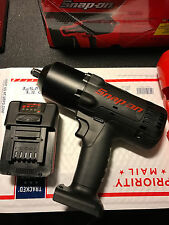 Snap On CT8850BK 18V 1/2 Drive IMPACT CORDLESS POWER TOOLS MINT 8185 BATTERY