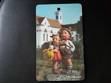 RiColor- Pictura ARS MJ Hummel Wall Plaques Picture -West Germany