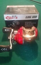 Baitcasting reel very high quality 10+1 BB Baitcaster LBK100