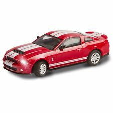 RC Radio Controlled Ford Mustang Shelby GT500 Red - Working Front & Rear Lights