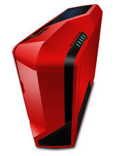 NZXT PHANTOM ENTHUSIAST RED E-ATX ATX MATX ITX TOWER GAMING PC CASE INC FANS