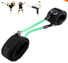 E10 Leg Fitness Strength Resistance Kinetic Tube Bands Kick Boxing Thai Punch