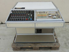 SONY MX-P21 MISCHPULT MIXER MIT JVC KM-2000 COLOR SPECIAL EFFECTS GENERATOR BUND