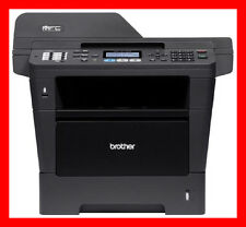 BROTHER MFC-8710DW Printer w/ NEW Toner & NEW Drum - Totally CLEAN! - REFURB !!!