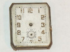Gallet & Co. watch 15 j. movement with Case & Dial for parts Very Old
