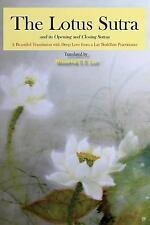 The Lotus Sutra and Its Opening and Closing Sutras : A Beautiful Translation...
