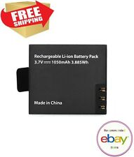1050mAh Li-Ion Replacemen BATTERY For EKEN H8 H8R H3R H9R WiFi Sport Camera