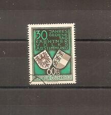TIMBRE AUTRICHE OSTERREICH N°788 OBLITERE COTE 37 EUROS