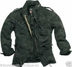 SURPLUS M65 REGIMENT JACKET VINTAGE MILITARY STYLE+WARM FLEECE LINER BLACK CAMO
