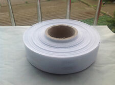 150' ROLL WHITE/SILVER CONSPICUITY TAPE TRUCK SAFETY DOT REFLECTIVE