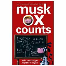 Musk Ox Counts-ExLibrary