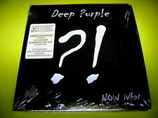 DEEP PURPLE - NOW WHAT | 2CD LIMITED GOLD EDITION OVP  |  eBay Shop 111austria