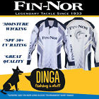 Fin-Nor Long Sleeve Tournament Fishing Shirt- Large