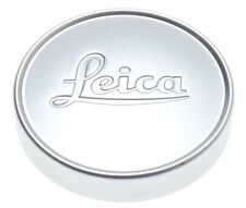 Leica Silver 39mm front Lens cap for Summicron, Elmar, Summilux, NEW - AUSPOST