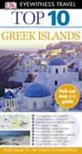 Top 10 Greek Islands (EYEWITNESS TOP 10 TRAVEL GUIDE), Carole French, Good Condi
