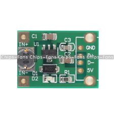 New 5PCS DC-DC Boost Converter Step Up Module 1-5V to 5V 500mA for Arduino CF