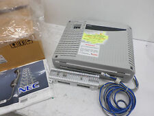 NEC IP1NA-KSU-S1 Phone System 0890005 w/ Patch Panel and Literature Pack