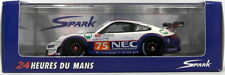 Spark Models 1/43 Scale S2581 - Porsche 997 GT3 Prospeed Competition #75 LM 2010