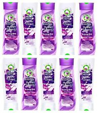 Lot of 10 Herbal Essences Hydra-Licious & De-damage Boost Shampoo & Conditioner