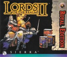 PC CD-Rom Spiel - Lords Of The Realm II - Royal Edition