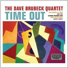 Time Out - Dave Brubeck (2011, Vinyl NEUF)