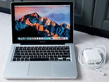 "NEAR MINT MacBook Pro 13"" Mid-2012 2.5Ghz i5 320GB 7200RPM 3 CYCLES ON BATTERY!"