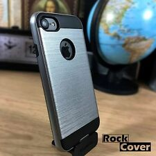 iPhone 7 Balistic Impact Resistant Case Precision Built Rose Silver