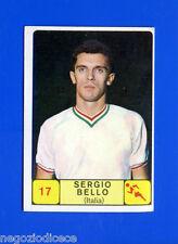 Figurina/Sticker CAMPIONI DELLO SPORT 1968/69 - n. 17 - BELLO -ITA-New