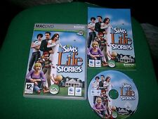 THE SIMS PET STORIES APPLE MAC/DVD V.G.C. FAST POST ( standalone sims game )
