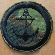 Russian    ARMY  NAVY    embroidered       patch  #414 SE