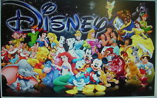 Thousands Of Disney Cartoons Character Machine Embroidery Designs on Cd