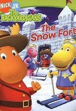 The Backyardigans - The Snow Fort DVD, Jonah Bobo, Sean Curley, LaShawn Jefferie