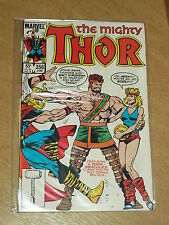 THOR THE MIGHTY #356 VOL 1 MARVEL HERCULES JUNE 1985