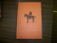 Unconquered Abyssinia by Charles F. Rey, 1924, Illustrations & Fold-Out Map