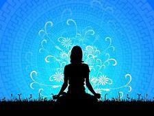 BEGINNERS GUIDED MEDITATION FOR RELAXATION CD, HOLISTIC HEALING THERAPY/REMEDIES