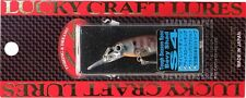 LUCKY CRAFT JAPAN Bevy Shad 50SS - 04405087 S4 Happy Gill