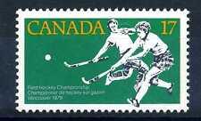 CANADA - 1979 - Hockey su prato. Coppa del Mondo femminile, Vancouver ABA1000343
