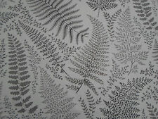Chivasso Curtain Fabric 'Botanical Garden' 1.8 METRES Taupe CH2666-91 100% Linen
