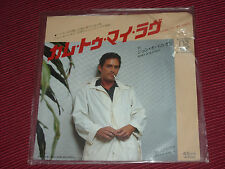 "John O'Banion ‎– Come to my love  7""  Promo  Japan Pressing"