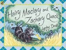 BOOK ~ HAIRY MACLARY AND ZACHARY QUACK - LYNLEY DODD ~ NEW PAPERBACK