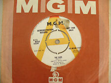 SMITTY WILLIAMS THE CURE / OH SEYMOUR mgm 1167 demo / promo