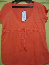 TERRANOVA  Orange Maglietta T-shirt