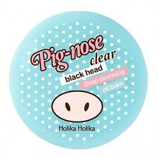 Holika Holika Pig-nose Clear Black Head Deep Cleansing Oil Balm B.B Beauty UK