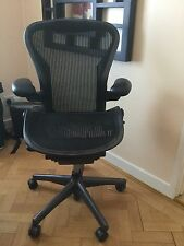 Herman Miller Aeron Chair B  Fully Loaded Quantity Available