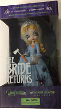 "Disney Wonderground Haunted Mansion Ghost Bride Returns 9"" Vinylmation Figure"