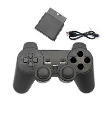 3 IN 1 Wireless Game Controller Handle compatible for PS2/PS3/PC 2.4Ghz
