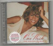 Whitney Houston One Wish The Holiday Album 2003 CD The Christmas Song
