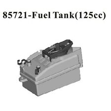 REDCAT Fuel Tank 125cc for Aftershock Twister, Hurricane More Part # 85721