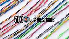 G5 Quest Torrent Bow String & Cable Set Black by 60X Custom Strings Bowstrings